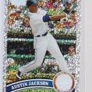 #394 Austin Jackson  = 2011 Topps Diamond