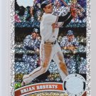#443 Brian Roberts = 2011 Topps Series 2 Diamond Parallel