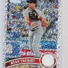 #438 Ryan Theriot = 2011 Topps Series 2 Diamond Parallel