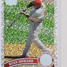 #420 Ryan Howard = 2011 Topps Series 2  Diamond Parallel