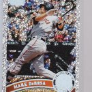 #434 Mark DeRosa = 2011 Topps Series 2 Diamond Parallel