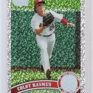 #448 Colby Rasmus = 2011 Topps Series 2 Diamond Parallel