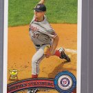 #198 BUSTER POSEY = 2011 Topps
