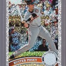 #335  BUSTER POSEY  = 2011 Topps Series 2 Diamonds