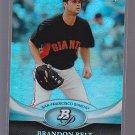 "BRANDON BELT 2011 BOWMAN PLATINUM ""ROOKIE""  #52"