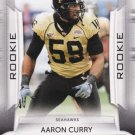 2009 Playoff Prestige  AARON CURRY   RC  Make offers = we sell cards (stk#ft13 )