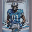 2011 Topps Platinum DIE-CUT Calvin Johnson LIONS