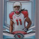 2011 Topps Platinum Larry Fitzgerald die-cut card