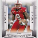 2009 Playoff Prestige  DARRIUS HEYWARD-BEY ROOKIE  (stk#ft20)