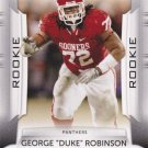 2009 Playoff Prestige GEORGE ROBINSON RC  Make offers = we sell cards (stk#ft15)