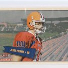 2001 Tradition Glossy JESSE PALMER Rc  serial numbered to 2001  (stk#36)