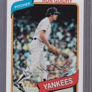 2011 TOPPS ORIGINAL BACK 60YOT-88 RON GUIDRY