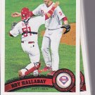 2011 Topps Series 2 Philadelphia Phillies 12 card team set