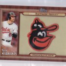 2011 Topps Commemorative Patch Nick Markakis TLMP-NM