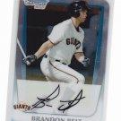 2011 Bowman Chrome Prospect RC Brandon Belt #BCP93
