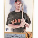 2011 Topps Allen & Ginter #60 RC Brandon Belt Giants