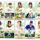 2011 Topps Series 2 Kimball Champions Set missing cards #54,57,65,67,69,80,85,98