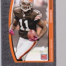 2009 Topps Unique RC #171 Mohamed Massaquoi Browns  ---stk494