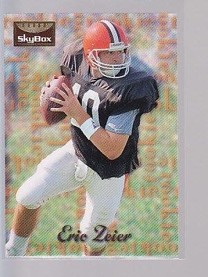 ERIC ZEIER  1995 Sky box  RC #197      GEORGIA   ---stk491