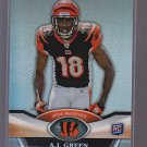 A.J. Green 2011 Topps Platinum Rookie Card #13 Cincinnati   *stk0472