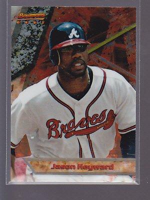 JASON HEYWARD 2011 Bowman's Best  #BB15   Atlanta   *stk0437