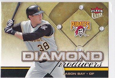 Jason Bay 2006 Ultra Diamond Producers #DP22 Pirates     stk0278