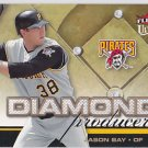 Jason Bay 2006 Ultra Diamond Producers #DP22 Pirates     stk0278