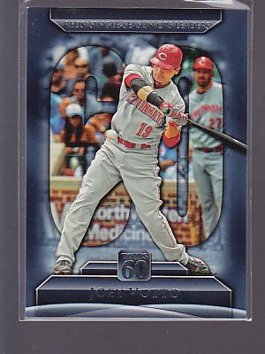 2011 Topps Series 2 Topps 60 T60-68 Joey Votto