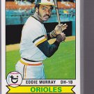2011 TOPPS 60 years of Topps  60YOT-87 Eddie Murray