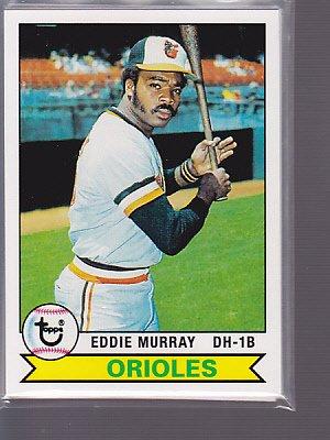 2011 TOPPS 60 years of Topps  60YOT-87 Eddie Murray
