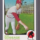 2011 Topps 60 Years of Topps #81  RICH GOSSAGE