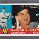 2011 Topps 60 Years of Topps #68 HARMON KILLEBREW SENATORS