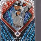 2011 Topps Diamond Stars #DS25 CARLOS GONZALEZ ROCKIES