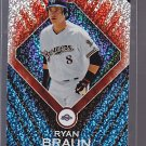 HOT =  2011 Topps Diamond Stars #DS24 Ryan Braun BREWERS