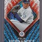 2011 Topps Diamond Stars #DS16 Felix Hernandez MARINERS