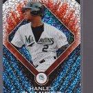 2011 Topps Diamond Stars #DS9 HANLEY RAMIREZ  MARLINS