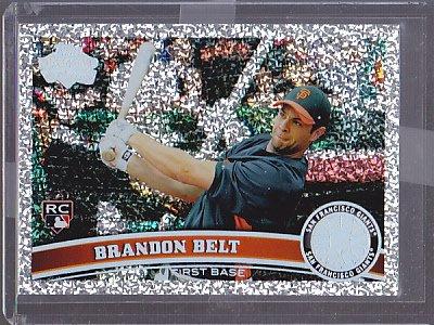 2011 Topps Diamond Anniversary 605 Brandon Belt RC                 *stk0240