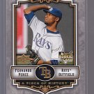 2009 Upper Deck A Piece of History ROOKIE  #143 FERNANDO PEREZ   *stk0159
