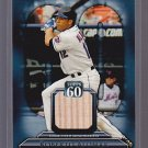 Mets Roberto Alomar 2011 Topps 60 Relic Bat Card      *stk0146