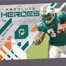 2009 Absolute HEROES RICKY WILLIAMS       *stk0127