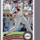 2011 TOPPS BASEBALL CARD #335 BUSTER POSEY - GIANTS ----*bb00 73