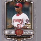 2009 Piece of History #125 Shairon Martis RC   ____ (stkbb35 )