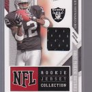 DARRIUS HEYWARD-BEY 2009 Absolute RC Premiere Materials RC Collection Jersey