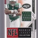 SHONN GREENE 2009 ABSOLUTE MEMORABILIA ROOKIE JERSEY COLLECTION RC GREEN PATCH