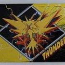 1999 Pokemon MEIJI ZAPDOS Foil Promo