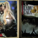 Lady Gaga double sided poster