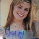 Megan Joy Corkrey autograph American Idol 8 trading card