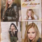 Avril Lavigne Japanese clippings / articles / pin ups #3