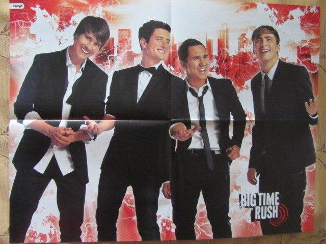 Big Time Rush posters #3