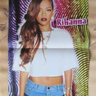 Rihanna posters and clippings #2